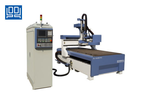 China High Strength Wooden Door ATC CNC Router With Taiwan Syntec Control System supplier