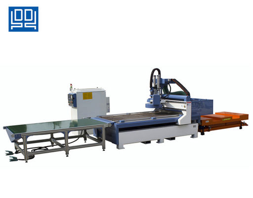 China Furniture Production Line Auto Wood Router Computerized Wood Carving Machine supplier