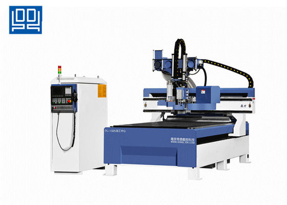 China Smart 3 Axis ATC CNC Router Engraving Machine Cabinet Door Cnc Machine supplier