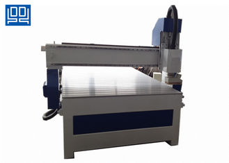 China Heavy Gantry 3D CNC Wood Carving Machine With Leadshine Stepper Motor supplier