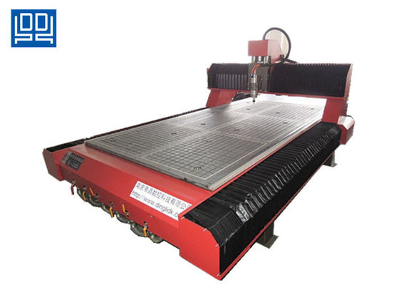 China Brushless 1325 CNC Router Machine 3 KW Water Cooled , CNC Wood Cutting Machine supplier