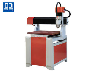 China 6060 CNC Router Small 3 Axis CNC Milling Machine With Cast Iron And Pvc Sheet supplier