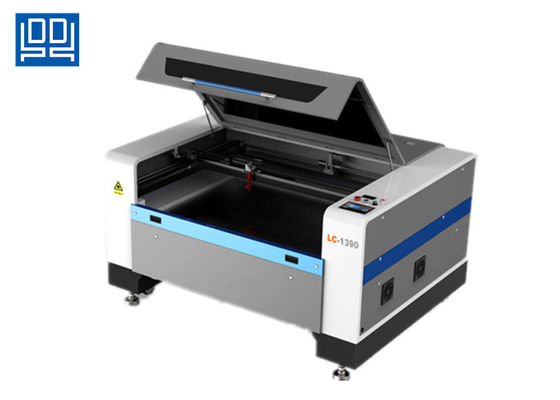 China High Accuracy 1000W CNC Laser Engraving Machine With Sealed Co2 Laser Tube supplier
