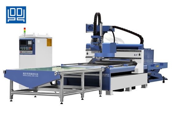 9KW 3D Engraving ATC CNC Router Machines 1325 CNC Door Making Machine