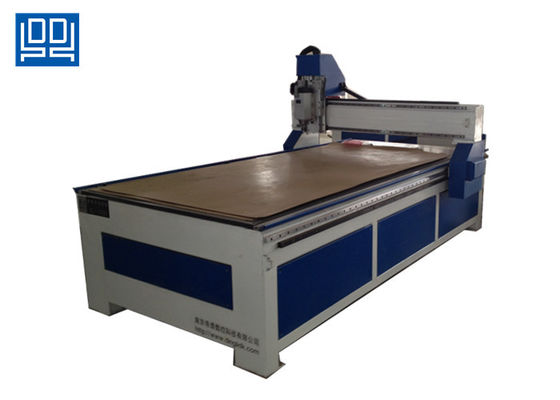 Three Axis 3D CNC Wood Router Aluminum Working Table With Water Tank Protection