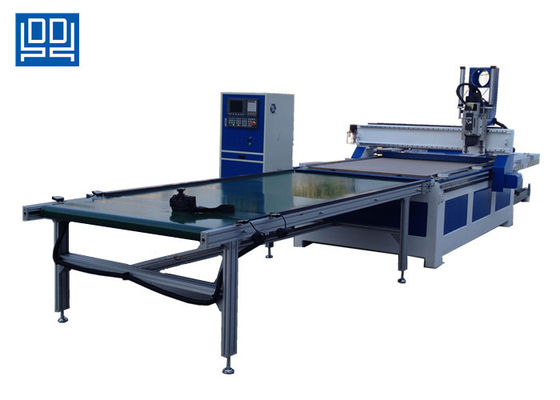 Italy HSD Spindle Wood Cutting CNC Router Wood Router Milling Machine