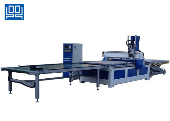 Taiwan Syntec C And C Wood Cutting Machine Computerized Wood Carving System