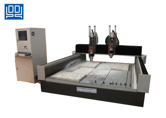 High Intensity Heavy Duty Stone CNC Router 2513 Granite Engraving Machine